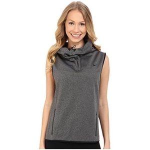 Nike Therma Sphere Women's Training Gray Vest XL